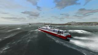 Ship Simulator Extremes PC video game trailer