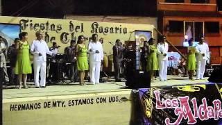 Clausura del 1er Festival del Rosario de Charcas
