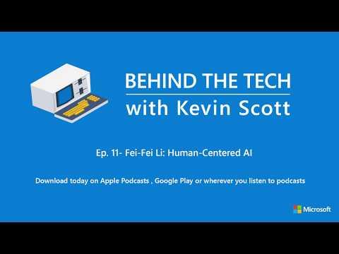 Episode 11 – Fei-Fei Li: Human-Centered AI