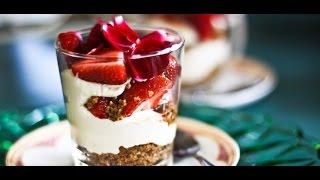 How To Make Individual Freezer Cheesecakes