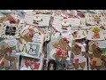 Packaged Handmade Christmas Tags 2018
