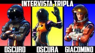 Le VITE SEGRETE Degli ASTRONAUTI Della STAGIONE 3!! – INTERVISTA TRIPLA Su Fortnite!