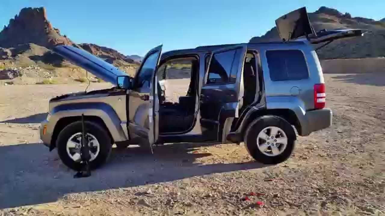 2012 Jeep Liberty 4x4 Trail Edition U0027 Out Door Review U0027u0027   YouTube