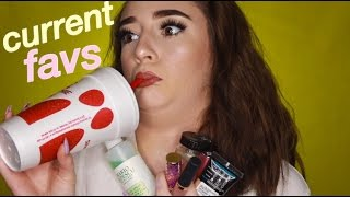 CURRENT BEAUTY FAVORITES|| makeup, perfume, music, etc//Madison Ashleigh