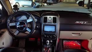 2006 Chrysler 300 SRT8 performance and interior upgrades