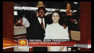 "NBC lies in story ""Is Obama A Natural Born Citizen?"""