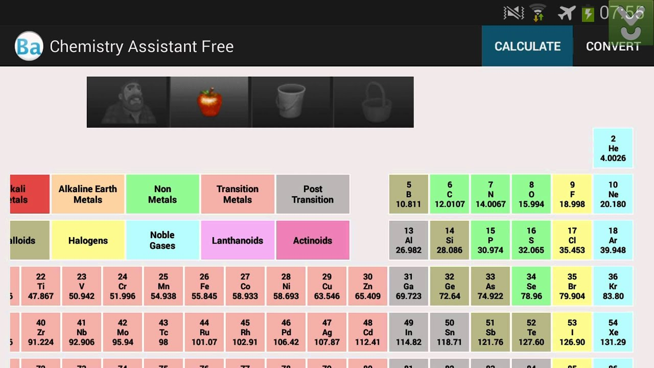 Chemistry assistant free periodic table get help in chemistry chemistry assistant free periodic table get help in chemistry download video previews youtube urtaz