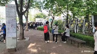 정인이 사건 1심 선고공판현장!!(서울남부지방법원)