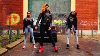 AYA - Popcaan Born Bad - Dancehall choreo ft Les Babyz