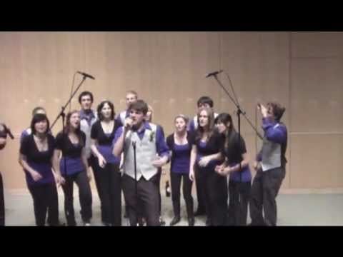 Chicago Olin Power Chords A Cappella Youtube