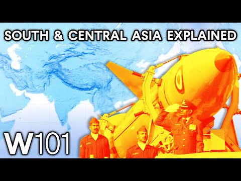 An Overview of South and Central Asia | World101