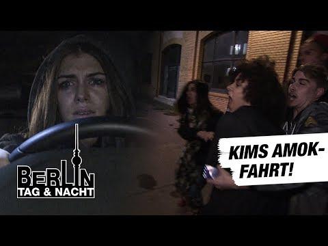 Berlin - Tag & Nacht - Kims Amok-Fahrt im Drogenrausch! #1572 - RTL II