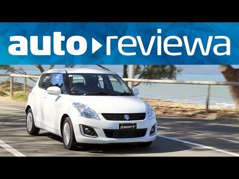 2015, 2016 Suzuki Swift Video Review - Australia