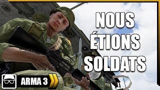 ARMA 3: VIETNAM - NOUS ETIONS SOLDATS [Gameplay FR]