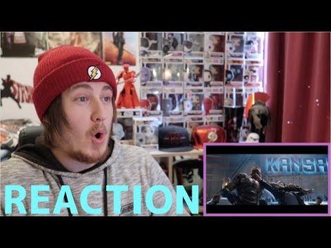 Alita Battle Angel Trailer REACTION!!!