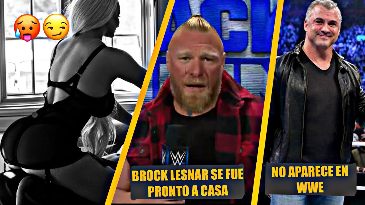 Calientes Fotos Protagoniza Maryse y The Miz 🔥 Brock Lesnar Abandono Smackdown Muy Pronto, Shane