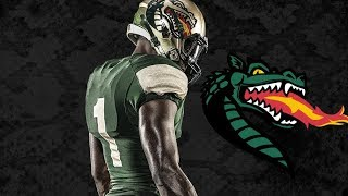 Darious Williams || All-American Cornerback || UAB 2017 Highlights
