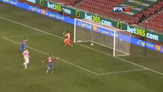 Stoke City 4-1 Crystal Palace | The FA Cup 3rd Round Replay 2013