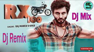 Rx 100 Maare Gediyan Vicky kajla Raj Mawer New Haryanvi Song 2019 Dj Remix