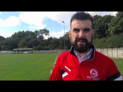 Eastwood CFC Interview - Jamie Bennett - 01/08/14