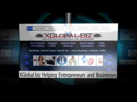 XGlobal Backlinks | Search Engine Submit URL | Alexa Rankings | Website Traffic | Social