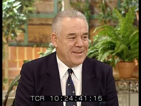 Tony Bullimore interview | Rescue | Open House with Gloria Hunniford | 1998