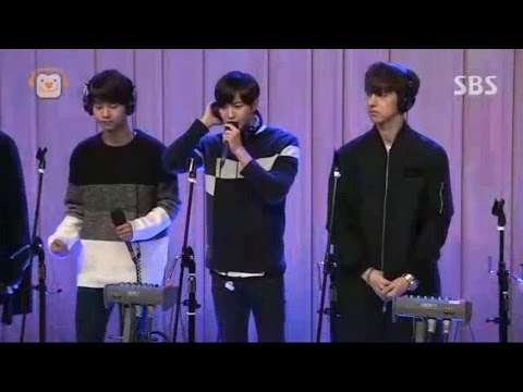151113VIXX (빅스) - Chained Up (사슬) Live