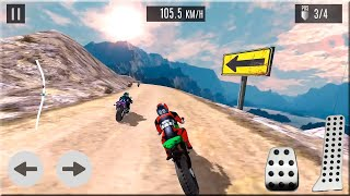 Hill Top Impossible Bike Racing - Android Gameplay