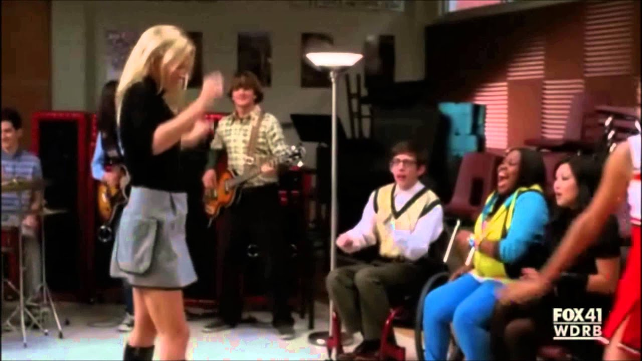GLEE- Forget You  HD (Full Performance) (Official Music Video)