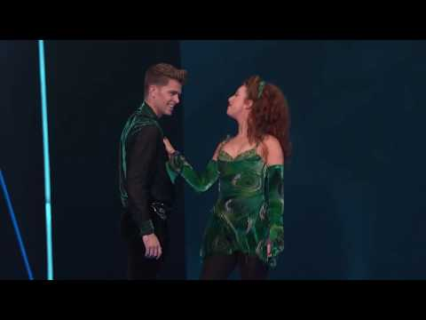 Riverdance preforms at Shanghai Countdown Gala 2017