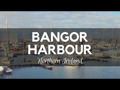 BANGOR HARBOUR / BANGOR MARINA - A short video from Bangor Northern Ireland ( County Down )