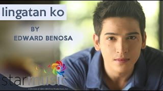 Edward Benosa  - Iingatan Ko (Official Music Video)