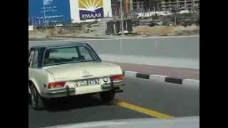 Pagoda Mercedes 113 280SL in Dubai UAE