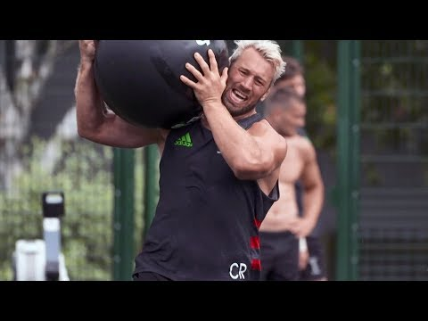 Who won the Harlequins CrossFit Games challenge?