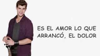 Violetta 3 - Ser quien soy - Diego Domínguez (Letra) HQ