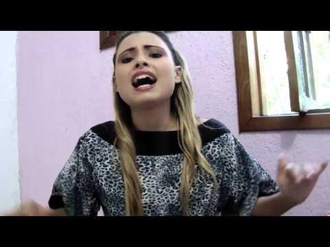 Amanda Vasconcellos- Deserto ( Arianne )  COVER