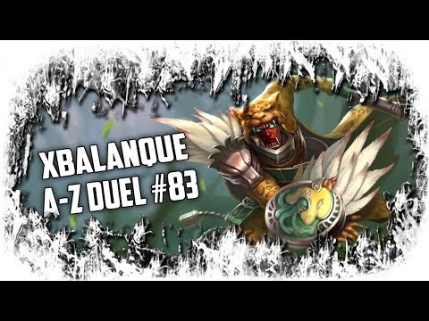 Smite: A-Z Ranked Duel #83 - Xbalanque