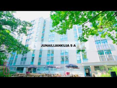 Exchange student housing: Junailijankuja 5 (Itä-Pasila, Helsinki)