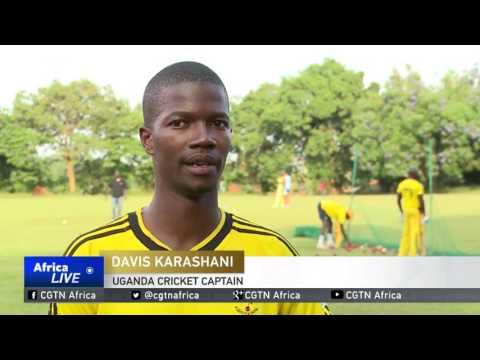Uganda side beat neighbors Kenya by five wickets in Kampala