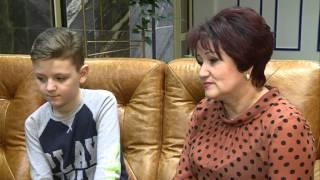 Новоуренгоец прошёл слепое прослушивание в проекте Голос Дети.