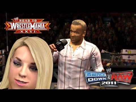 "WWE Smackdown vs Raw 2011 - ""THE PEEP SHOW!!"" (Road To WrestleMania/RTWM Ep 3)"