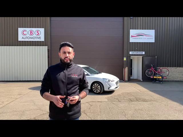 Focus Focus 2019 - Sync 3 - The Integrated reverse camera solution