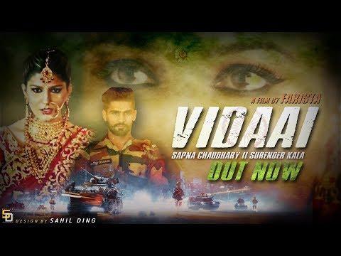 Vidaai (Official) | Sapna Chaudhary | Surender Kala | Latest Haryanvi Songs Haryanavi 2018 | Sonotek