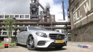 Test drive Mercedes Classe E par ALD Automotive Luxembourg