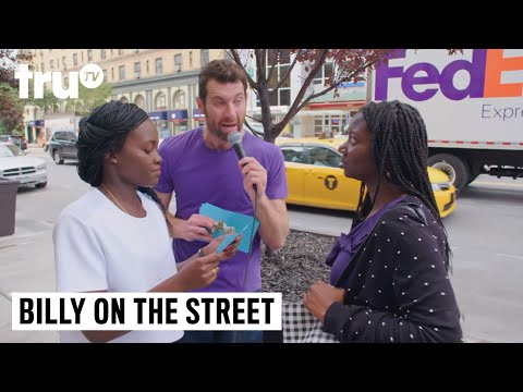 Billy on the Street  Lupita Nyong'o Brings the Pain