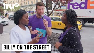 Billy on the Street - Lupita Nyong'o Brings the Pain