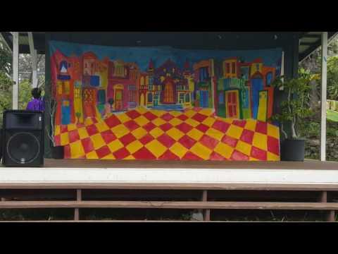 Konawaena Middle School 6th Grade Drama Class