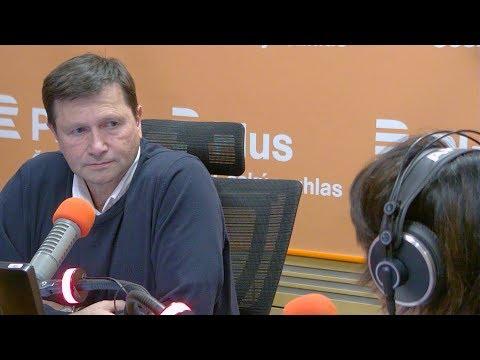 Nejohroženější u nás je svoboda myšlení a vyjadřování, tvrdí Hrušínský