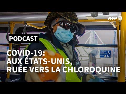 �� Twenty Twenty #10 - Coronavirus: l'Amérique a peur, des centaines de morts par jour | AFP Podcast