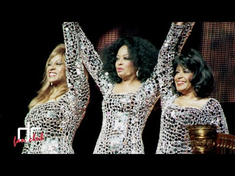 """Diana Ross & The Supremes - Live on the """"Return To Love Tour"""" [2000] (Full Concert)"""